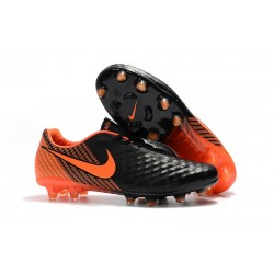 Nike Fotbollsskon Magista Opus 2 FG - Svart Orange