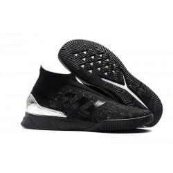 adidas Predator Tango 18+ Turf Fotbollsskor - Svart Silver