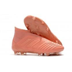 adidas Fotbollsskor för Herrar Predator 18+ FG - Rosa
