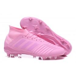 adidas Predator 18.1 FG Fotbollsskor - Rosa