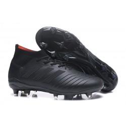 adidas Predator 18.1 FG Fotbollsskor - Svart