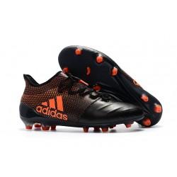 Adidas X 17.1 FG Fotbollsskor - Svart Orange