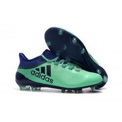 Adidas X 17.1 FG Fotbollsskor - Blå