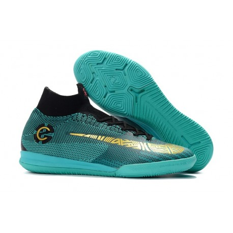 Nike Mercurial SuperflyX VI Elite IC Fotbollsskor Barn -