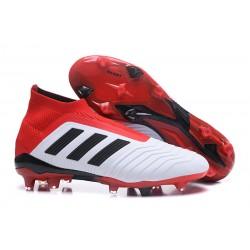 adidas Predator 18+ FG Fotbollsskor för Barn -