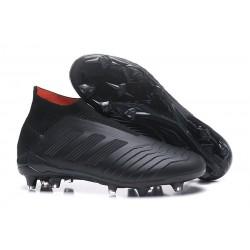 adidas Predator 18+ FG Fotbollsskor för Barn - Svart
