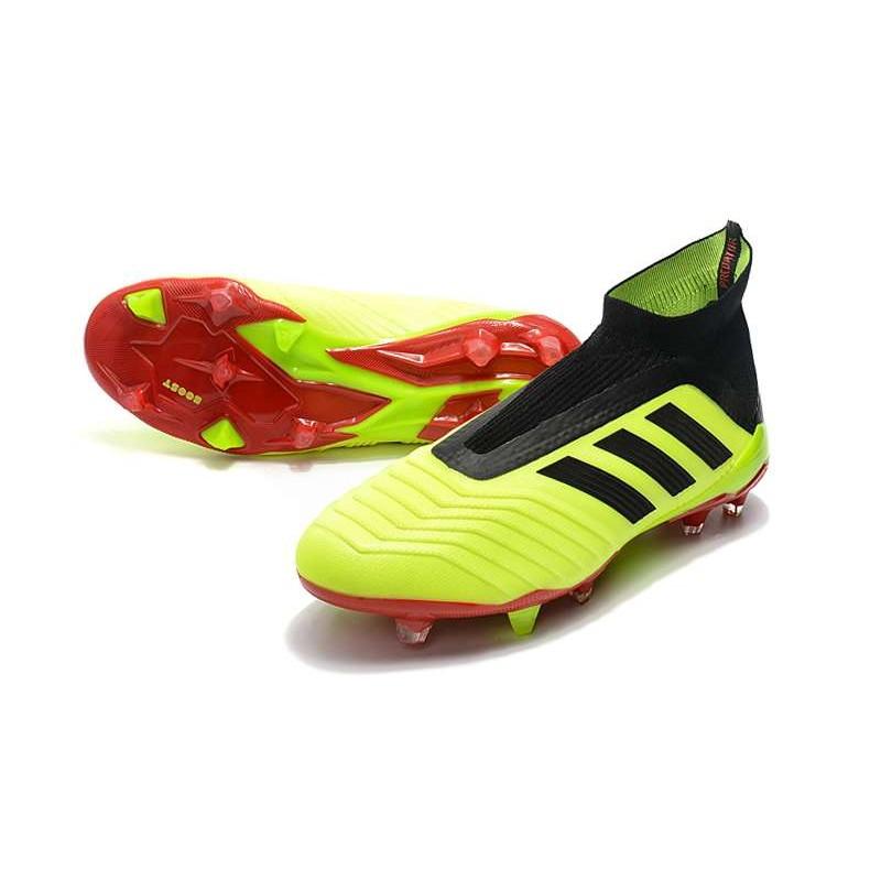 wholesale dealer dfdec 74c7f ... adidas Predator 18+ FG Fotbollsskor för Barn ...