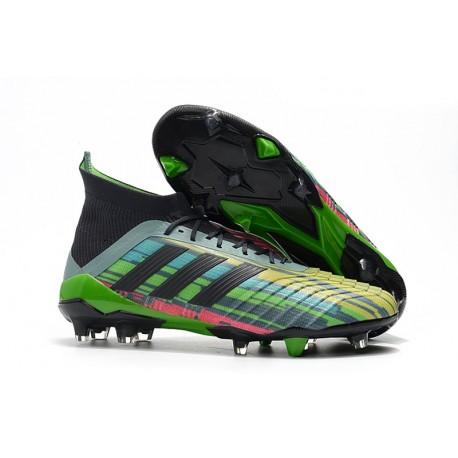 separation shoes f94f0 ade71 adidas Herr Fotbollsskor 2018 Predator 18.1 FG - Färgrik