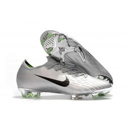 Nike Mercurial Vapor XII 360 Elite FG Fotbollssko - Silver Svart