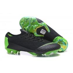 Nike Mercurial Vapor XII 360 Elite FG Fotbollssko - Svart Grön
