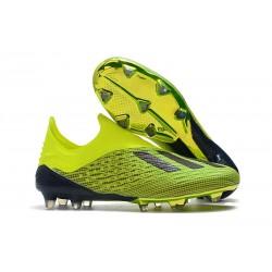 adidas X 18+ FG Fotbollsskor för Herrar -