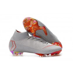 on sale bf9dc 53ebd Nike Fotbollsskor Mercurial Superfly VI Elite FG -