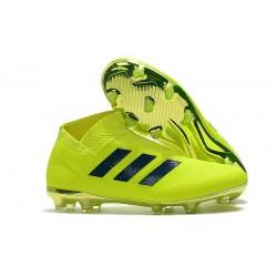 adidas Nya Fotbollsskor för Herrar Nemeziz 18+ FG - Grön