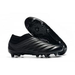 Fotbollsskor för Män adidas Copa 19+ FG - Svart