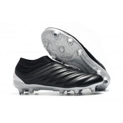 Fotbollsskor för Män adidas Copa 19+ FG - Svart Röd
