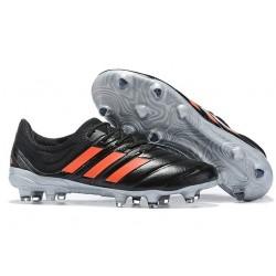 adidas Copa 19.1 FG Fotbollsskor för Män - Svart Orange