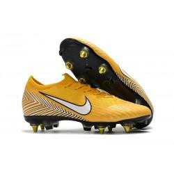 Nike Mercurial Vapor XII Elite SG-Pro AC Neymar Gul Vit