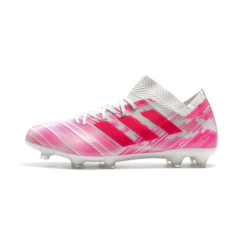 rosa adidas fotbollsskor