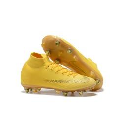 Nike Mercurial Superfly 360 SG-PRO AC Fotbollsskor Gul Guld