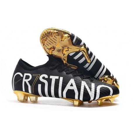 CR Ronaldo Nike Fotbollsskor Mercurial Vapor 12 Elite FG