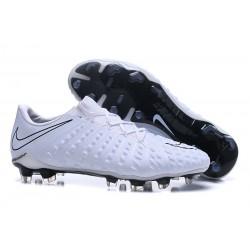 Nike Fotbollsskor HyperVenom Phantom III Elite FG - Vit