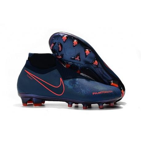 Nike Phantom VSN Elite DF FG Fotbollsskor för Herrar - Fully Charged