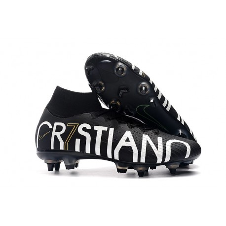 Cristiano Ronaldo CR7 Nike Mercurial Superfly 360 SG-PRO AC Fotbollsskor