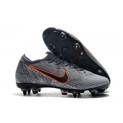 Nike Mercurial Vapor 12 Elite SG-Pro AC Grå Orange