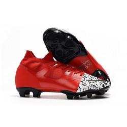 Fotbollsskor Nike Mercurial GS 360 Green Speed Röd Vit