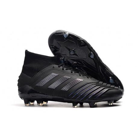 adidas Predator 19.1 FG Fotbollsskor - Svart