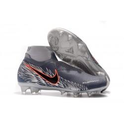 Nike Phantom VSN Elite DF FG Fotbollsskor för Herrar - Victory Pack Grå