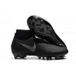 Nike Phantom Vision Elite DF FG Fotbollsskor för Män - Svart