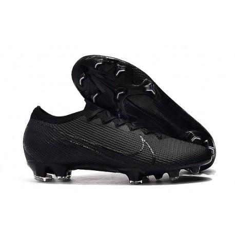 Fotbollsskor för Herrar Nike Mercurial Vapor 13 Elite FG Svart