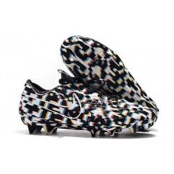 Fotbollskor Nike Tiempo Legend 8 Elite FG - Svart Vit