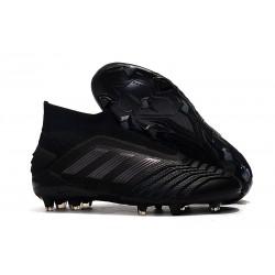 adidas Fotbollsskor för Herrar Predator 19+ FG Svart