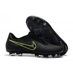 Fotbollsskor Nike Phantom Venom Elite FG - Svart Volt