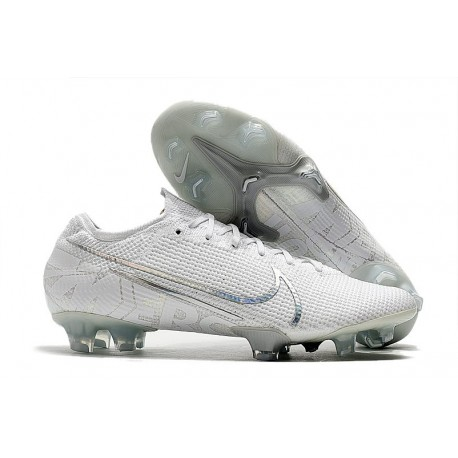 Fotbollsskor för Herrar Nike Mercurial Vapor 13 Elite FG Vit