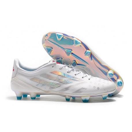 adidas X 99 19.1 FG Fotbollsskor för Herrar Vit