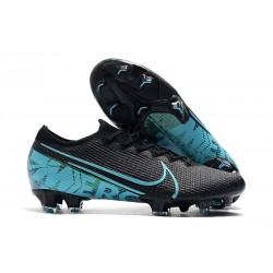 Fotbollsskor för Herrar Nike Mercurial Vapor 13 Elite FG Svart Blå
