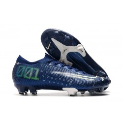 Nike Dream Speed Fotbollsskor Mercurial Vapor XIII 360 Elite FG Blå