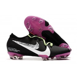 Nike Fotbollsskor Mercurial Vapor XIII 360 Elite FG Svart Lila Vit
