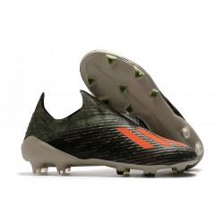 adidas X 19+ FG Fotbollsskor - Grön Orange