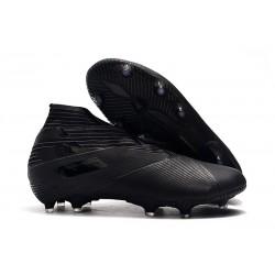 Fotbollsskor för Män adidas Nemeziz 19+ FG Svart