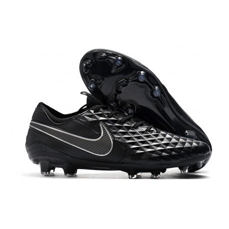 Fotbollskor Nike Tiempo Legend 8 Elite FG - Svart