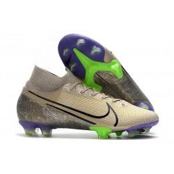 Fotbollsskor Nike Mercurial Superfly 7 Elite FG - Desert Sand