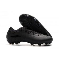 Fotbollsskor för Herrar adidas Nemeziz 19.1 FG Svart