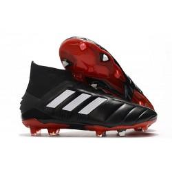 adidas Predator 19.1 FG Fotbollsskor -Svart