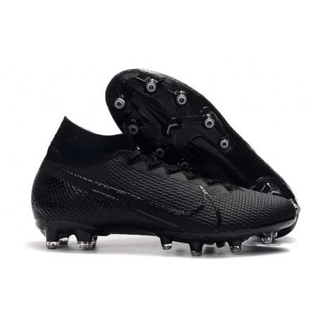 Fotbollsskon Nike Mercurial Superfly 7 Elite AG-PRO Svart