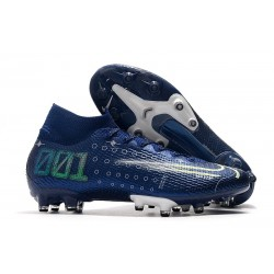 Fotbollsskon Nike Mercurial Superfly 7 Elite AG-PRO Dream Speed 001 Blå
