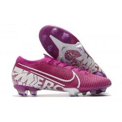 Nike Fotbollsskor Mercurial Vapor XIII 360 Elite FG Lila Vit